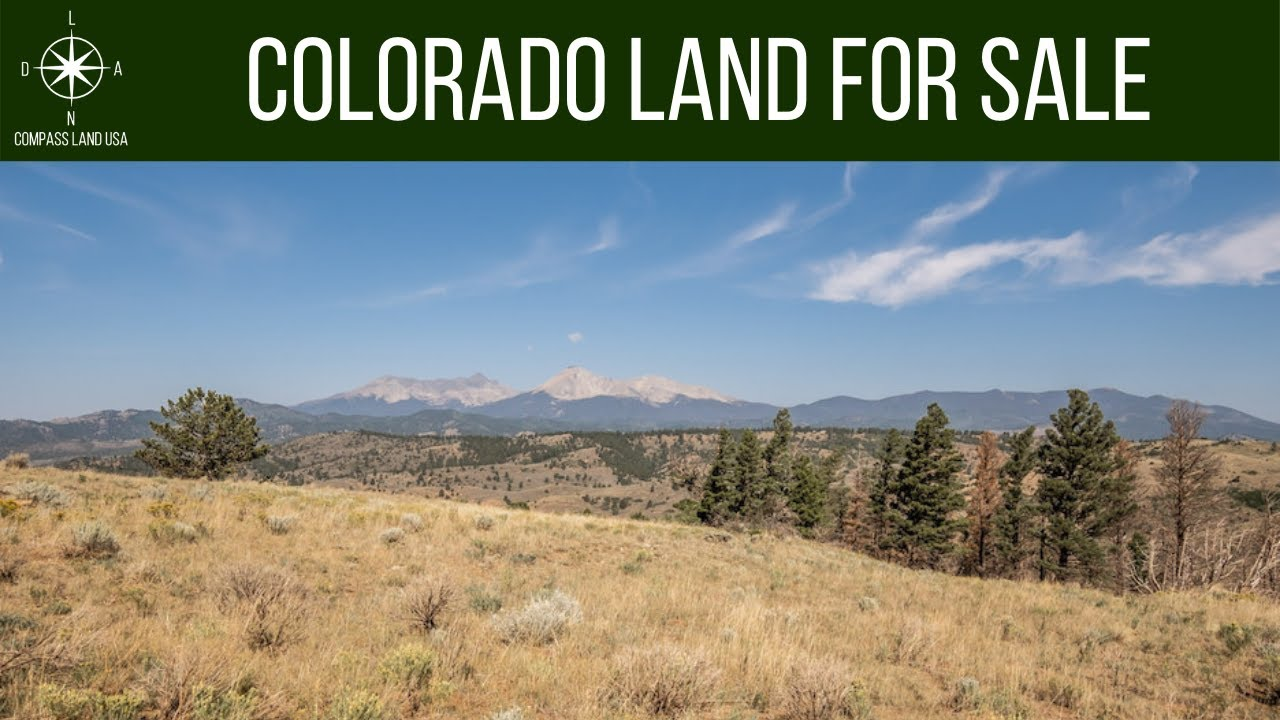 SOLD By Compass Land USA - 3.18 Acres Land for Sale in Forbes Park, Costilla County Colorado