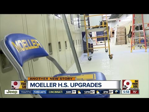Learning gets an upgrade at Archbishop Moeller High School