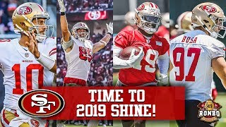 Live! Have The 49ers Become Playoff Contenders? Why Haven't  Bosa & Samuel Signed?