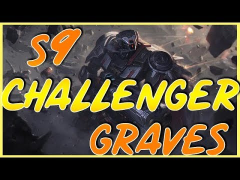 CHALLENGER SEASON 9 GRAVES | Tarzaned