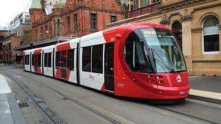 Sydney Light Rail Vlog 5: Capitol Square