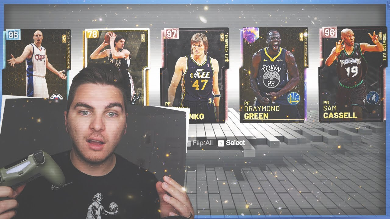 Ugliest Cards Draft Nba 2k Myteam Draft Mode