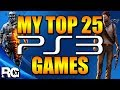 My Top 25 PS3 Games