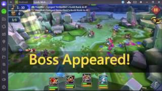 challenge stage 1-4 F2P heroes lords mobile