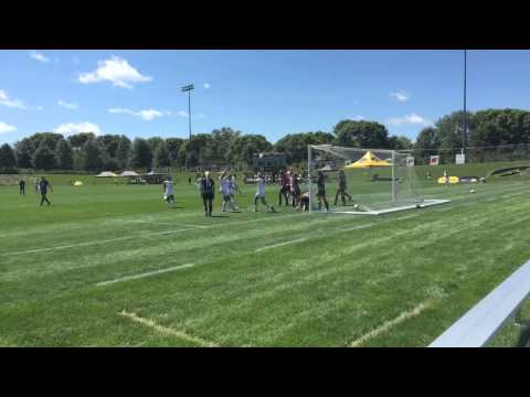 Women's soccer                             4 Iowa vs. Nebraska Omaha 0