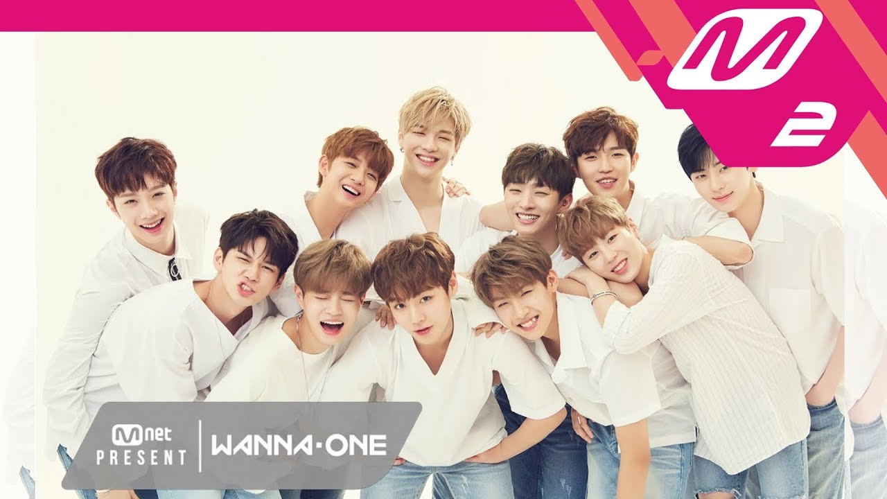 MNET PRESENT - Wanna One