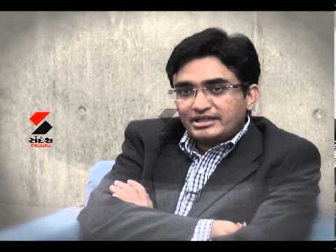 Sandesh News-  Interview with Executive Director of Wagh Bakri, Mr.Parag Desai
