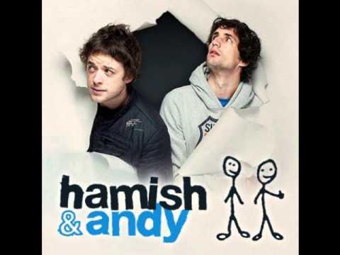 Hamish & Andy - Hamish's fatness