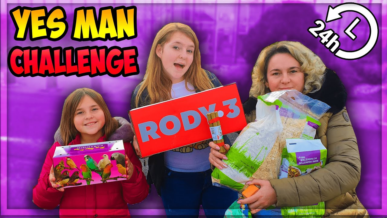 Download MAMAN DIT OUI À TOUT PENDANT 24H  !!! YES MAN CHALLENGE ! PonyCycle® Best Gift ...
