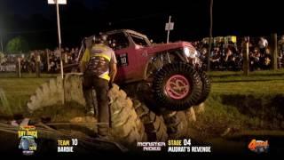 Tuff Truck Challenge 2016 - BARBIE on Mudrat's Revenge