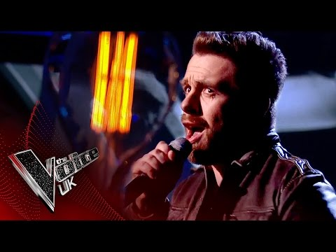 Craig Ward performs 'All These Things I've Done': The Quarter Finals | The Voice UK 2017