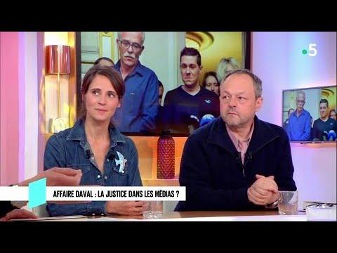 Affaire Daval : la justice dans les médias ? - C l'hebdo - 03/02/2018