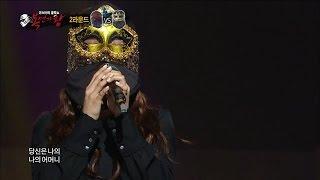 【TVPP】Luna(f(x)) - Mom, 루나(에프엑스) - 엄마 @ King of Masked Singe…