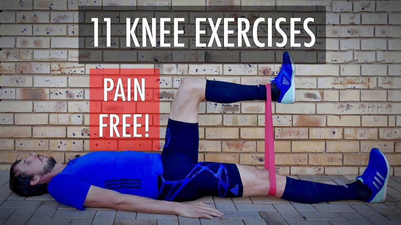 knee strengthening exercises for runners pdf