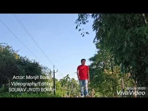 Ki Hobo Ai Jibon Tumi Nohole - Cover Video || Monjit Borah || Sourav Jyoti Borah || #zubeen_da_song
