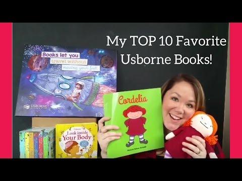 My Top Favorite Usborne Books
