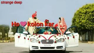 Rakhi sohneya ve   romantic 😘  whtsap status lyrics