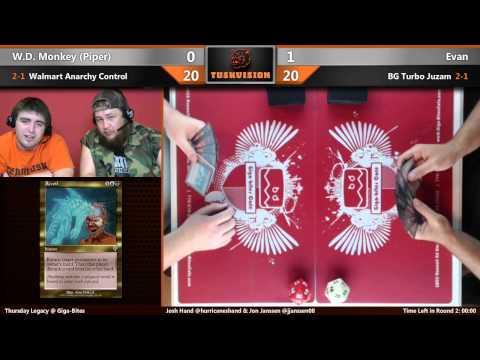 Legacy @ Giga-Bites 06/11/15 - R4 - Piper (Burn) v Evan (BG Turbo Depths)