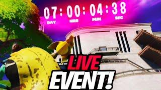 🔴 LIVE EVENT Counтdown & DOOMSDAY Gerät Stufe 2! Fortnite Switch Deutsch