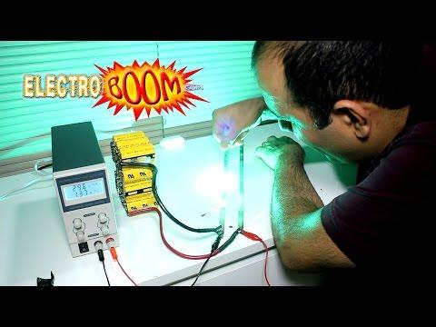 Science behind Railgun, ElectroBOOM Style