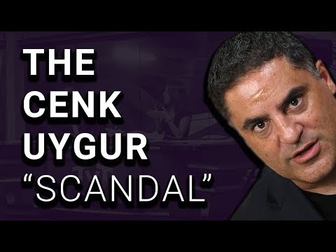 Young Turks' Cenk Uygur Resigns from Justice Dems Over Sexist Blogs