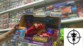 Nerf Infinite War