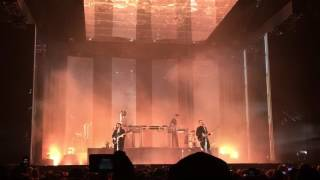 The XX - Chrystalised @AFAS Live, Amsterdam, Feb 2017