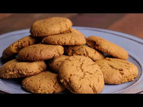 PUMPKIN GINGER COOKIES | Vegan Richa Recipes