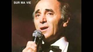 Watch Charles Aznavour Listrione video