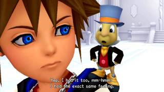 PS3 Longplay [148] Kingdom Hearts Re Chain of Memories (part 1 of 6)