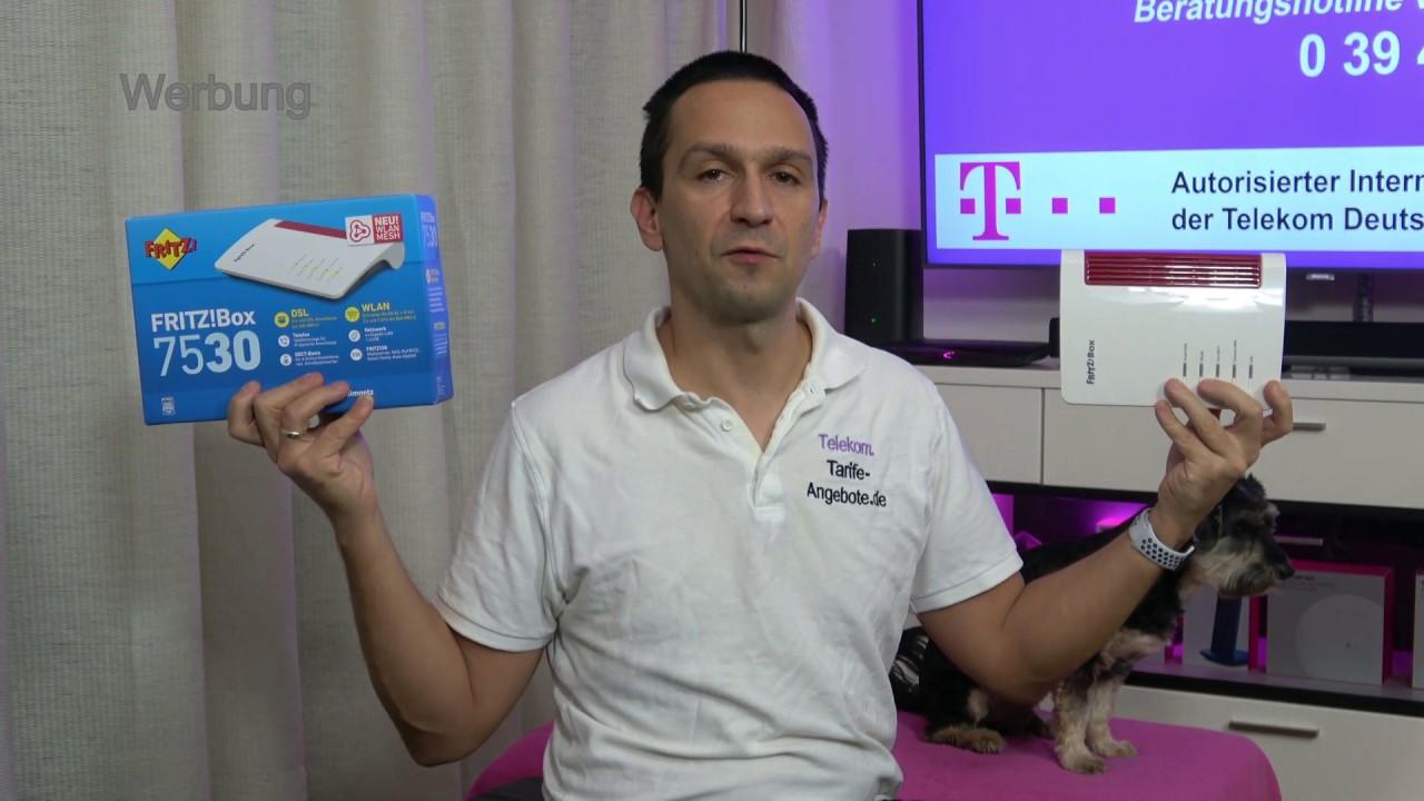 AVM FritzBox 20 für Telekom MagentaZuhause DSL, VDSL, Glasfaser