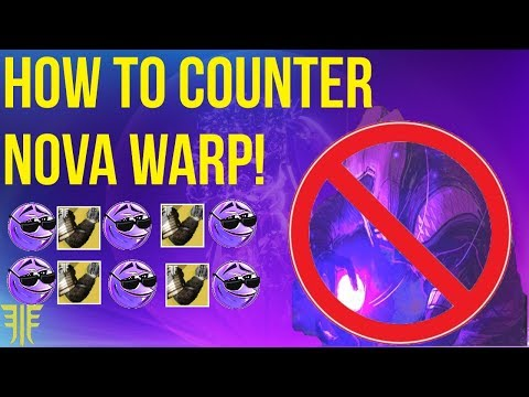 HOW TO COUNTER NOVA WARP + URSA FURIOSA INSANITY! DESTINY 2 FORSAKEN