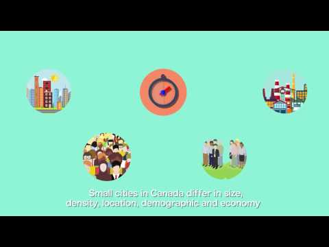Life in a Small City - AEIP SUCCESS Canada Immigrant Help Se