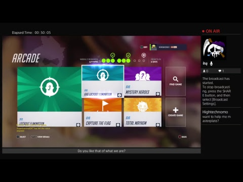 Overwatch| say absolutely anything