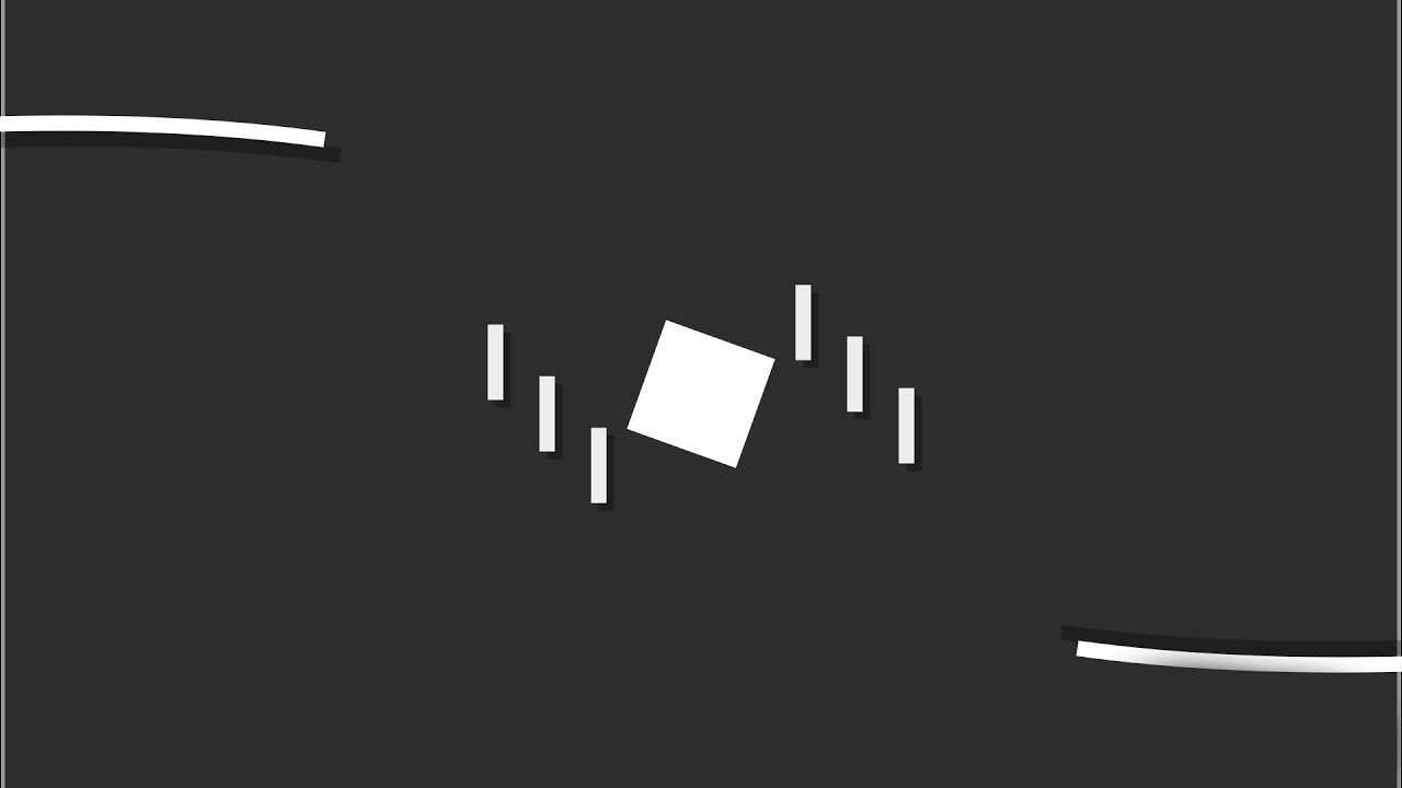 Free 2d black and white intro after effects sony vegas blender panzoid kinemaster 7