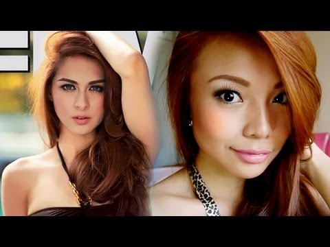Marian Rivera Inspired Make Up Michelle Dy