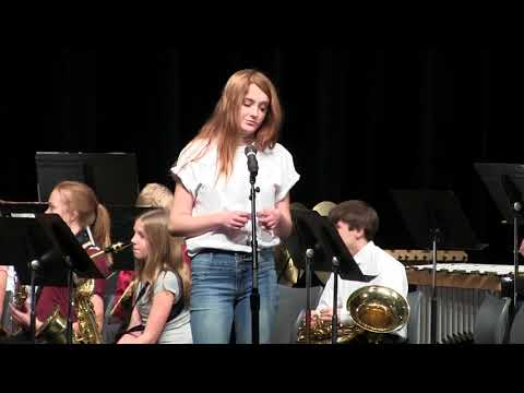 Hermantown Middle School Holiday Concert 11 Dec 2017 - 2/2