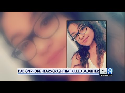 Dad heard crash that killed pregnant...
