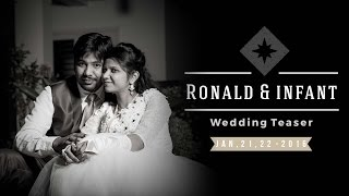 Studio Art Presents Wedding Teaser Of Ronald and Infant
