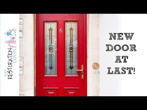 New Front Door in Frisco