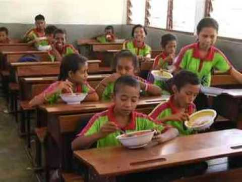 NT schools helping East Timorese students