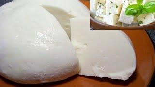 بكيلو من الحليب اعملي انواع مختلفه من الجبن في اقل من دقيقتين