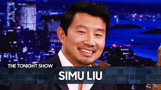 Simu Liu Reflects on Making History with Shang-Chi and the Legend of the Ten Rings | Tonight Show