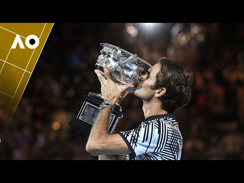 The most watched videos from Australian Open 2017