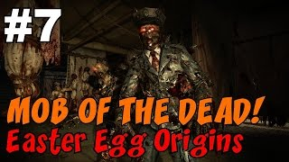 ★ CoD Zombies EASTER EGG Origins: MOB OF THE DEAD [FINALE] ★ SHOWDOWN ON THE BRIDGE!