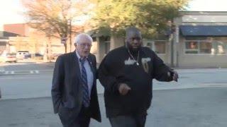 Bernie Sanders and Killer Mike | Behind the Scenes