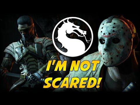Mortal Kombat X Online: I'm Not Scared! Ep.1