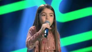 "THE VOICE KIDS GERMANY 2018 - Anisa - ""Traffic Lights"" - Bli..."