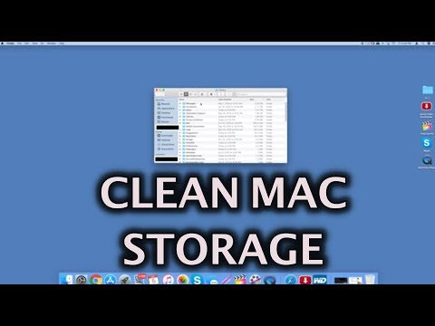 Clean Up Mac System Storage 2019