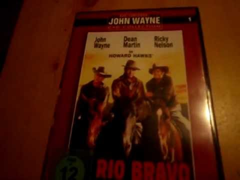 John  Wayne DVD Collection Ausgabe 1
